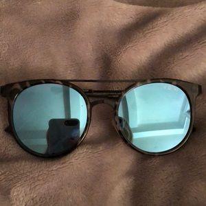 Quay Kandygram Sunglasses